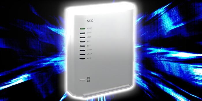 NEC Aterm WH832A