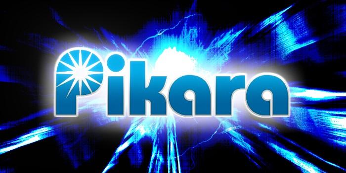 ピカラ光のロゴ