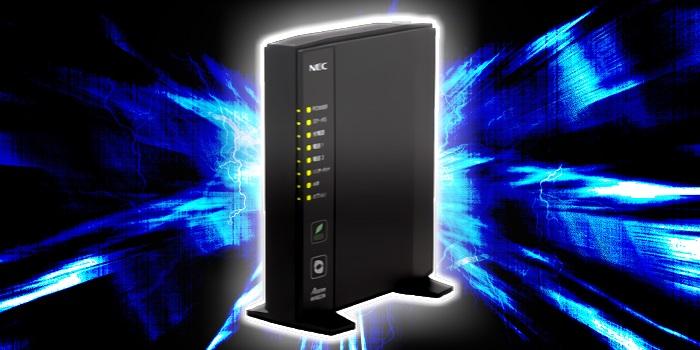 NEC WH822N(無線LAN)