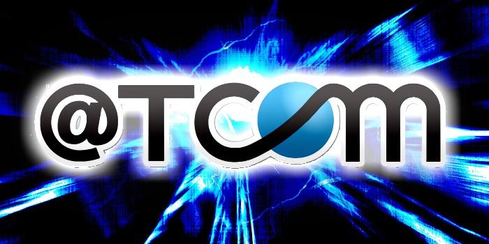 @T COMのロゴ