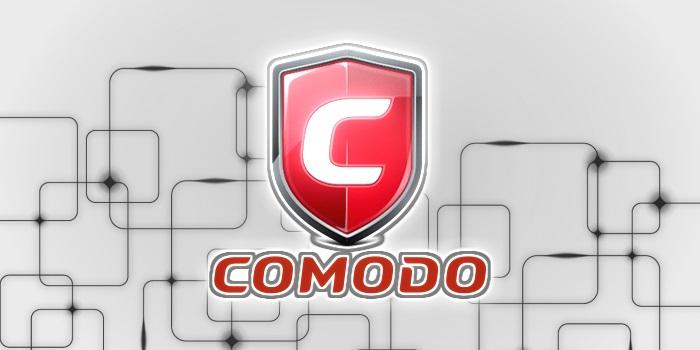 COMODOのロゴ