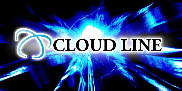 CLOUD LINEのロゴ