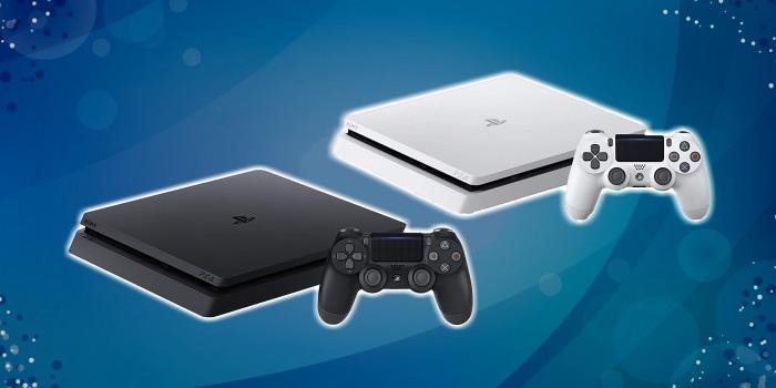 PlayStation4(ジェット・ブラック、グレイシャー・ホワイト)