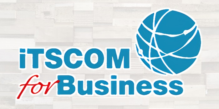 itscom for businessのロゴ